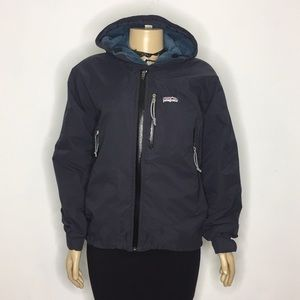 Patagonia Jacket Gray Size Small Pockets Hoodie🔥